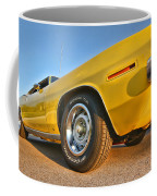 Hemi 'cuda - Ready For Take Off Coffee Mug