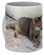 Hemingway Polydactyl Cat Coffee Mug