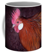 Hen Chicken, Digital Paint Coffee Mug