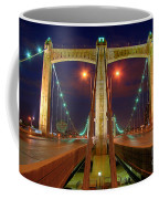 Hennepin Avenue Bridge Minneapolis Coffee Mug