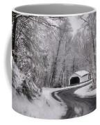 Henningers Farm Covered Bridge Coffee Mug