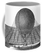 Henri Giffard: Balloon Coffee Mug