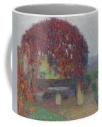 Henri Jean Guillaume Martin 1860 - 1943 The Bower Flowers Coffee Mug