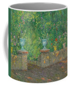 Henri Le Sidaner 1862 - 1939 The Pots Faience Coffee Mug