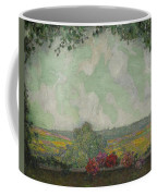 Henri Le Sidaner 1862 - 1939 View From The Terrace Coffee Mug