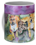 Henry And Sam And Jack Coffee Mug