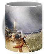 Henry Barlow Carter 1795-1867 Loss Of The Scarborough Lifeboat 24 May 1836 Coffee Mug