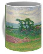 Henry Moret 1856 - 1913 The Plough Coffee Mug