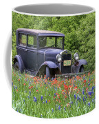 Henry The Vintage Model T Ford Automobile Coffee Mug by Robert Bellomy