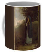 hepherdess Leaning on her  Coffee Mug