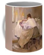 Her First Born 1888 Coffee Mug