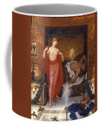 Hera In The House Of Hephaistos Coffee Mug