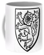 Heraldry: Lion Coffee Mug