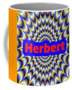 Herbert Coffee Mug