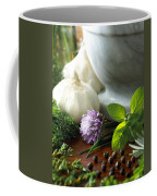 Herbs Coffee Mug