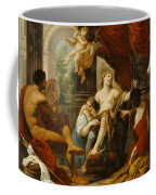 Hercules And Omphale Coffee Mug