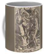 Hercules Killing Cacus Coffee Mug