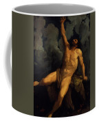 Hercules On The Pyre 1617 Coffee Mug