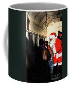 Here Come Santa Coffee Mug
