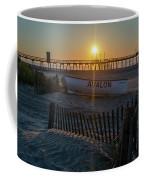 Here Comes The Sun - Avalon New Jersey Coffee Mug