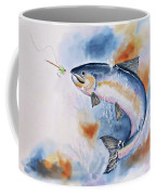 Here Fishy, Fishy Coffee Mug