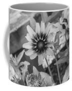 Here I Am In Black And White Coffee Mug