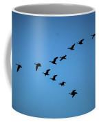 Here They Go Coffee Mug