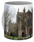 Hereford Cathedral  England Coffee Mug