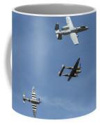 Heritage Flight Break Coffee Mug