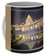 heritage of india - The president house Coffee Mug