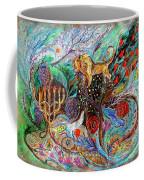 Heritage Series #1. Lion Of Judah Coffee Mug