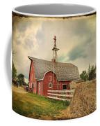 Heritage Village Barn Coffee Mug