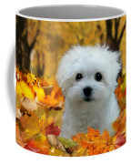 Hermes In The Fall Coffee Mug
