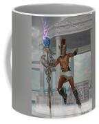 Hermes Messenger To The Gods Coffee Mug