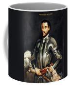 Hernando De Soto Coffee Mug