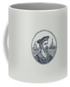 Hero Sea Captain - Nautical Design Coffee Mug