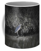 Heron 1 Artistic  Coffee Mug