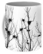 Heron 2 Coffee Mug