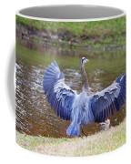 Heron Bank Landing Coffee Mug