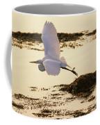Heron Fly-by Coffee Mug