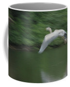 Heron Glide Coffee Mug