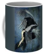 Heron Love  Coffee Mug