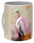 Heron Serenity Coffee Mug