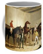 Herring, Racing, 1845 Coffee Mug