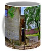 Herr's Mill And Covered Bridge 2 Coffee Mug