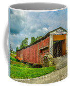 Herr's Mill Bridge - Pa Coffee Mug
