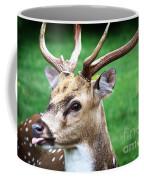He's A Clown Coffee Mug