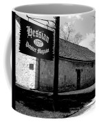 Hessian Powder Magazine Coffee Mug