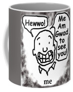 Hewwo Coffee Mug