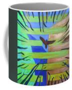 Hexagram-57-xun-penetrating-wind- Coffee Mug